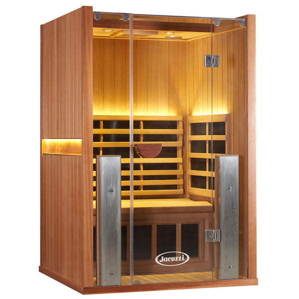 SANCTUARY 2 FULL SPECTRUM INFRARED SAUNA (2 Person)