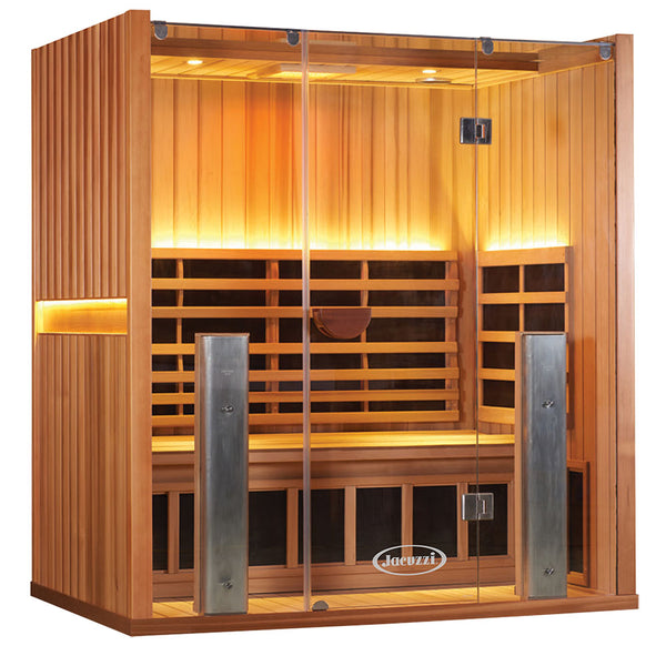 SANCTUARY 3 FULL SPECTRUM INFRARED SAUNA (3 Person)