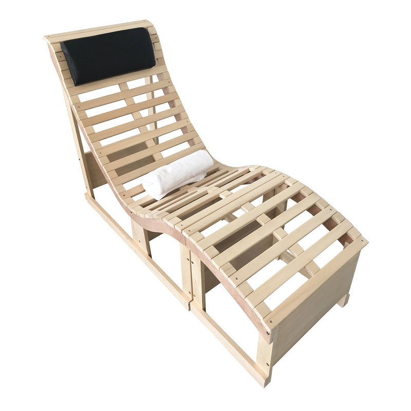 Sanctuary Y and Retreat Lounge Chair