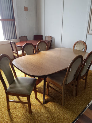 7p Extension Dining Suite