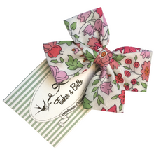 Load image into Gallery viewer, Liberty Print Bow Hairclip |21 Print Options