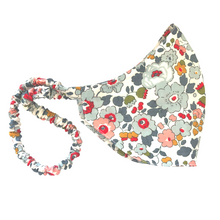 Load image into Gallery viewer, Women's Liberty Print Face Mask - Betsy