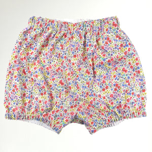 Liberty Print Bloomers | Bubble Shorts | Nappy Diaper Covers | Baby Toddler | Phoebe | 4 Colours