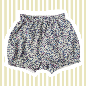 Liberty Corduroy Baby Bloomers | Bubble Shorts | Nappy Diaper Covers | Pablo