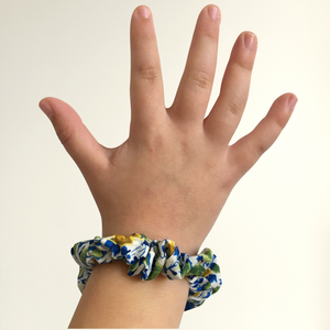 Liberty Print Scrunchies | Small Size Pair | 21 Print Options