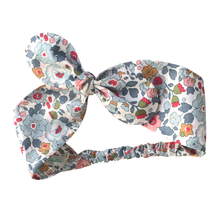 Load image into Gallery viewer, Liberty Print Top-Knot Headband | Baby - Adult Sizes | Betsy Print