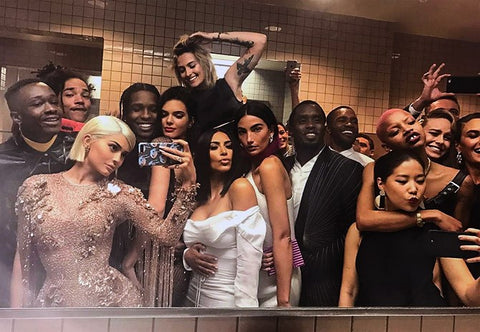 met gala photos allowed