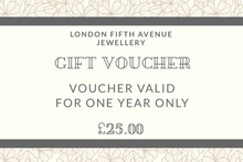 Load image into Gallery viewer, Gift Card - London Fifth Avenue jewellery