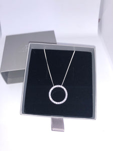 Cubic Circle Of Life Pendant