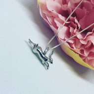 Catch the Hare Pendant