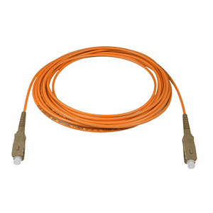 SC-SC - 1M - (62.5) Simplex Multimode Fiber Optic Patch Cord