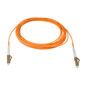LC-LC - 1M - (62.5) Simplex Multimode Fiber Optic Patch Cord