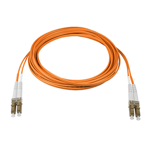 LC-LC - 2M - (50/125) Duplex Multimode Fiber Optic Patch Cord