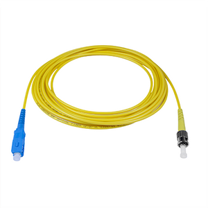 SC-ST - 2M - (9/125) Simplex Singlemode Fiber Optic Patch Cord