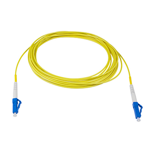 LC-LC - 3M - (9/125) Simplex Singlemode Fiber Optic Patch Cord