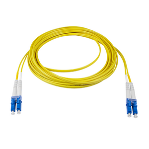 LC-LC - 2M - (9/125) Duplex Singlemode Fiber Optic Patch Cord