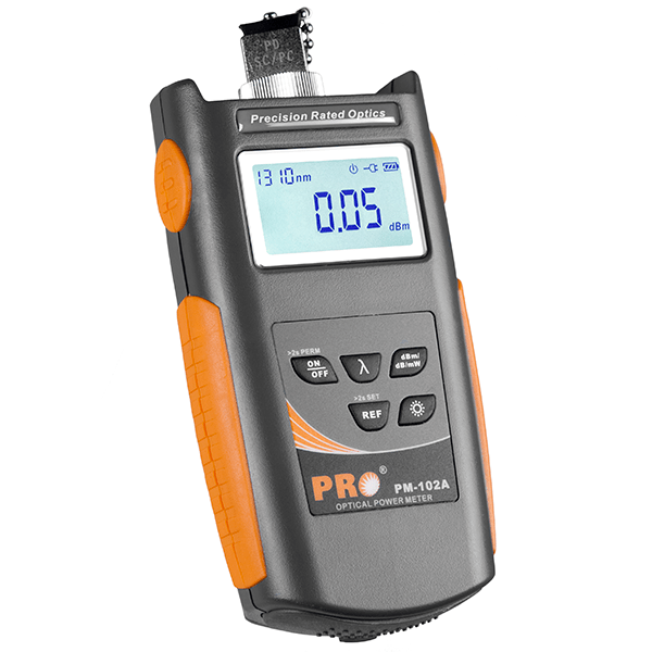 PM-102A Optical Power Meter (+3 ~ -60)