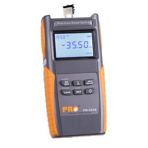 PM-204A Optical Power Meter (-70 ~ +10dBm)