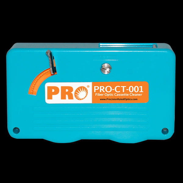 PRO-CT-001 Fiber Optic Cleaning Cassette