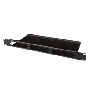 PRO Rack Mount Patch Panel W/Shelf 1RU  #RM-ABS103-BS