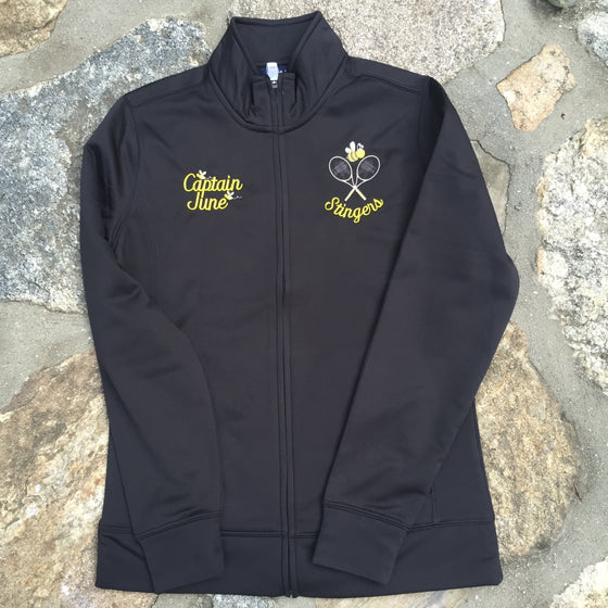 Tennis Team Full Zip Jacket