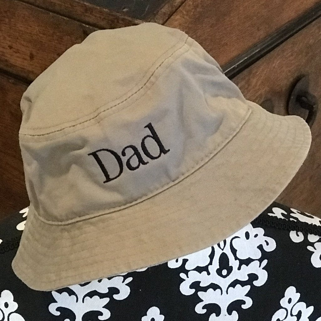 Adult Bucket Fishing Hat