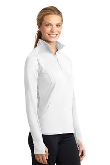IC Women's Moisture Wicking Stretch 1/2-Zip Pullover