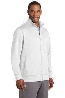 Men's Full Zip Tennis Golf Jacket