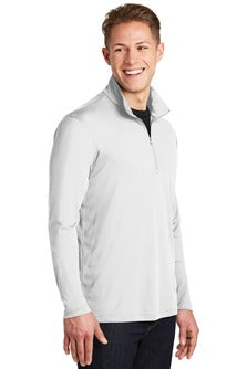 Men's 1/4 zip IC Tennis Pullover