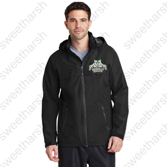 Norwalk Soccer Rain Jacket