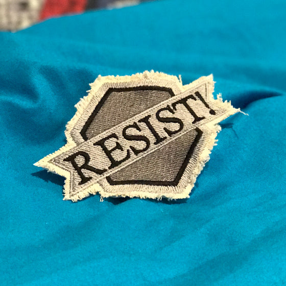 Resist Activist Patch