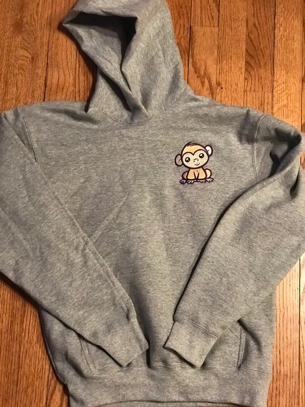 Personalized Character Hoodie