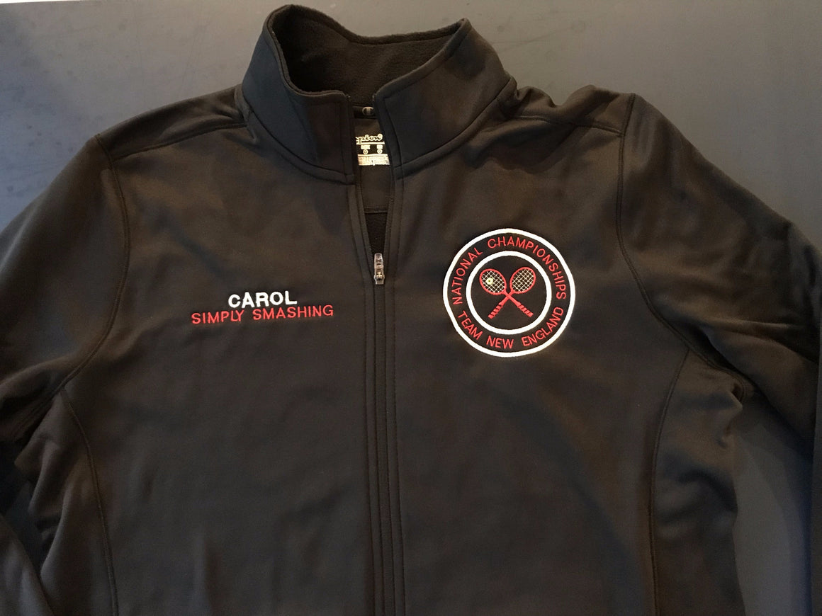 Crazy Aces Full Zip Team Jacket