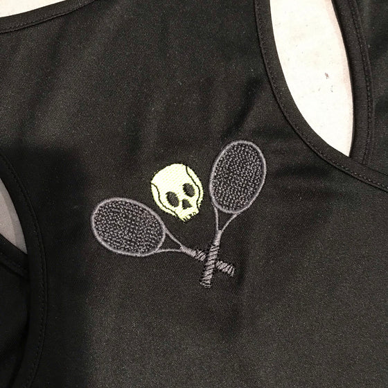 Kick Ass Tennis Shirt Tank