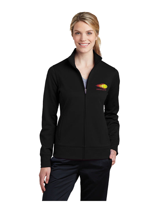 Fireballers Full Zip Jacket