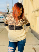 The Heidi Hacci Leopard Long Sleeved Top