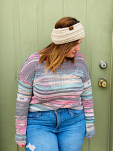 You're So Retro Hacci Knit Top