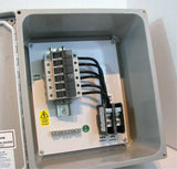 Solar Power Combiner Box For 6  or 8-String PV Systems