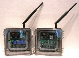 Long Distance Remote-Control Switch Transmitter/Relay Receiver - 2.4 GHz or 900 MHz Models