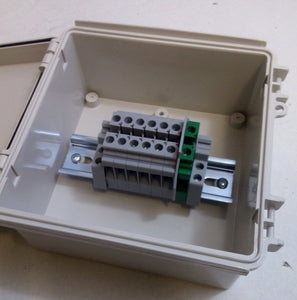 Solar Transition Pass-through Box - Terminal Junction Box - XL Series