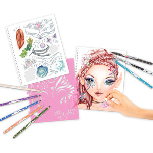 FANTASY FACE CUADERNO TOP MODEL 10440