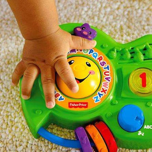 GUITARRA RIE Y APRENDE FISHER PRICE MATTEL Y7779