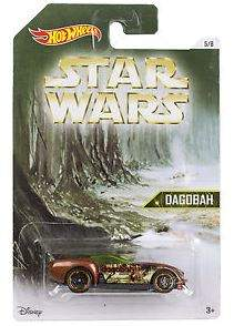 HOT WHEELS VEHICULO STAR WARS BAGOBAH MATTEL DJL03