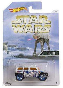 HOT WHEELS VEHICULO STAR WARS HOTH MATTEL DJL03