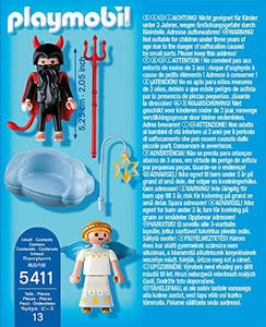 ANGEL Y DEMONIO PLAYMOBIL 5411