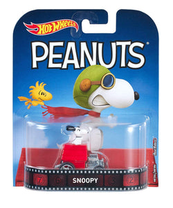 HOT WHEELS RETRO SNOOPY MATTEL DWJ89