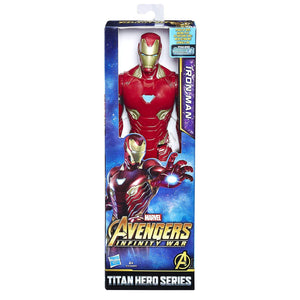 FIGURA IRON MAN TITAN HERO POWER FX HASBRO E1410