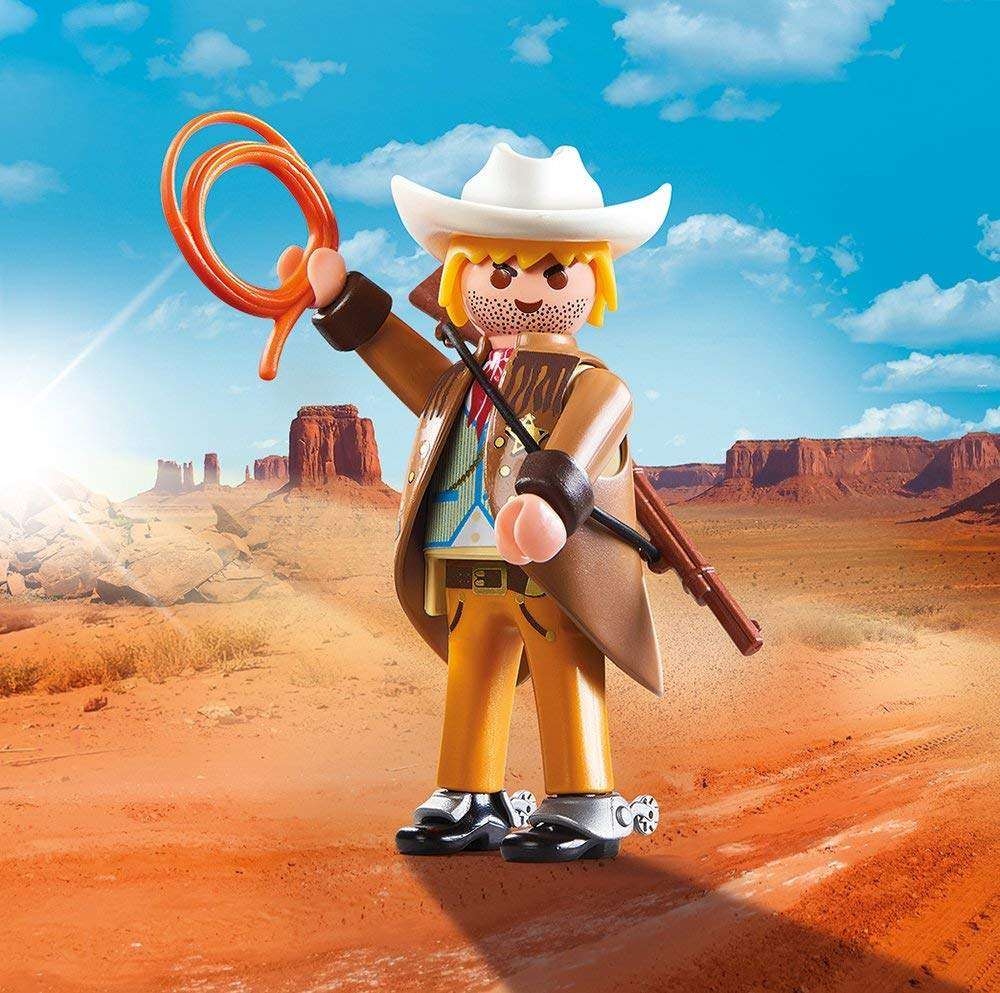 SHERIFF PLAYMOBIL 9334