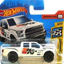 HOT WHEELS 2015 FORD F-150 SPEED GRAPHICS MATTEL FJY38