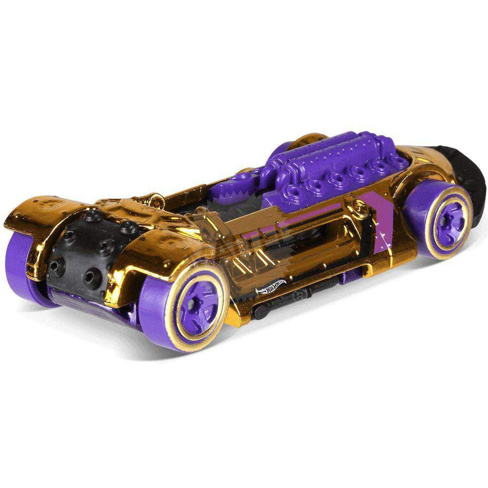 HOT WHEELS S-STEAM CHROMES MATTEL FJY76